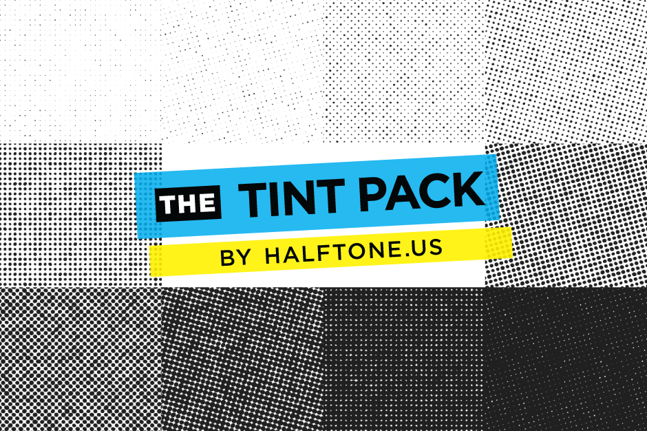 photoshop indesign illustrator halftone tints